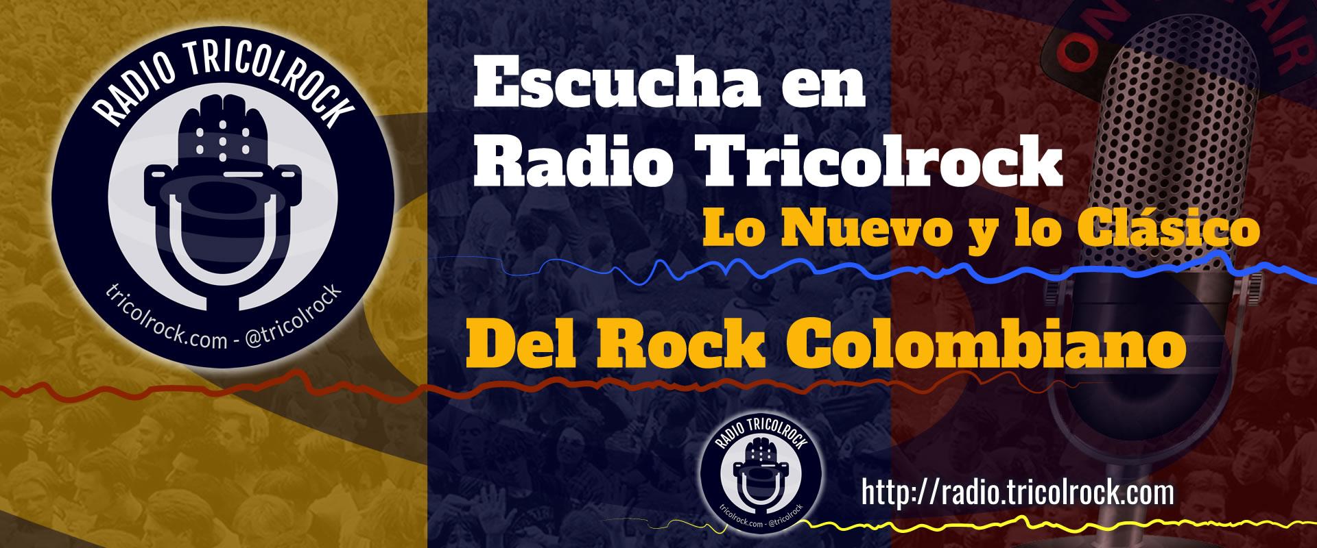 Escucha Radio Tricolrock