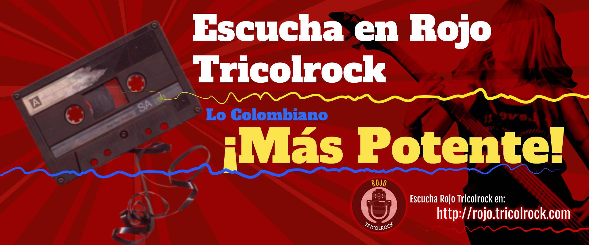 Rojo Tricolrock